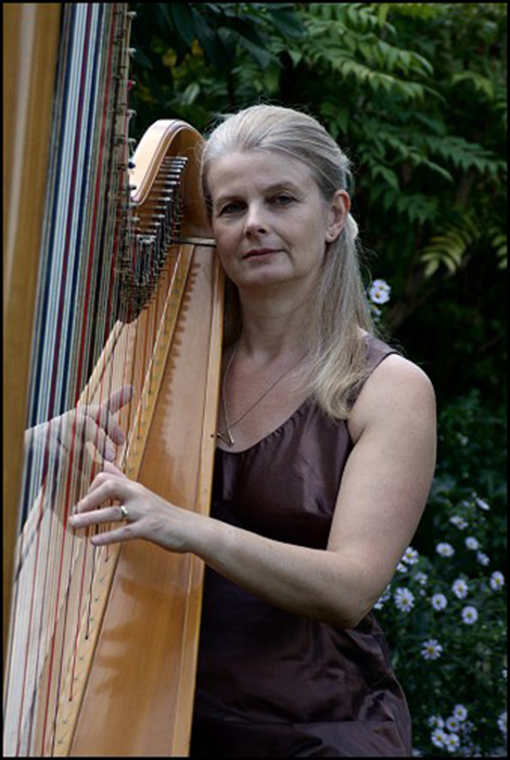 Sheila Watts London harpist