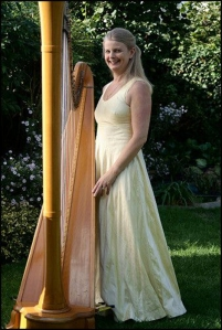 Harpist Sheila Watts London South East
