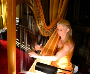 Harpist Sheila Watts North London and South East