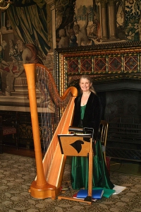 Sheila Watts Harpist London South East